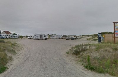 Aire de camping-car nord - Le Crotoy